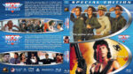 Hot Shots Double Feature (1991-1993) R1 Custom Blu-Ray Cover
