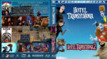 Hotel Transylvania Double Feature (2012-2015) R1 Custom Blu-Ray Covers