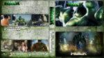 Hulk / The Incredible Hulk Double Feature (2003-2008) R1 Custom Blu-Ray Cover