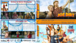 Joe Dirt Double Feature (2001-2015) R1 Custom Blu-Ray Cover