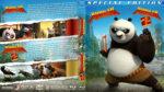 Kung Fu Panda Double Feature (2008-2011) R1 Custom Blu-Ray Covers
