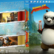Kung Fu Panda Double Feature (2008-2011) R1 Custom Blu-Ray Covers