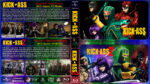 Kick-Ass Double Feature (2010-2013) R1 Custom Blu-Ray Cover