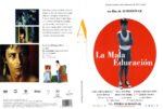 La mala educación (2004) R2 Spanish DVD Cover