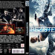 Rezistence (2015) R2 Custom Czech Cover