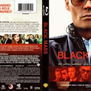 Black Mass (2015) R1 Blu-Ray Cover
