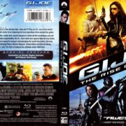 G.I. Joe The Rise of Cobra (2009) R1 Blu-Ray Cover