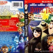 Hotel Transylvania (2012) R1 Blu-Ray Cover