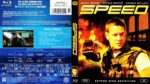Speed (1994) R1 Blu-Ray Cover