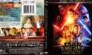 Star Wars: The Force Awakens (2015) R1 Blu-Ray Cover