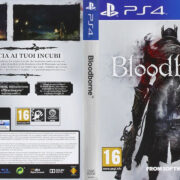 Bloodborne (2015) PS4 ITALIAN Cover