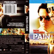 Pain & Gain (2013) R1 Blu-Ray Cover