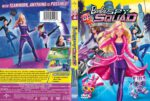 Barbie Spy Squad (2016) R1 Custom DVD Cover