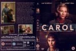 Carol (2015) R2 Custom DVD Cover