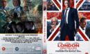 London Has Fallen (2016) R2 Custom DVD Cover