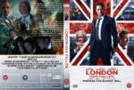 London Has Fallen (2016) R2 Custom DVD Cover