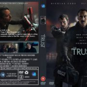 The Trust (2016) R2 Custom DVD Cover