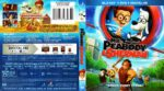 Mr. Peabody & Sherman (2014) R1 Blu-Ray Cover