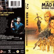 Mad Max Beyond Thunderdome (1985) R1 Blu-Ray Cover