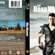 Mad Max 2 The Road Warrior (1981) R1 Blu-Ray Cover
