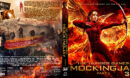 The Hunger Games Mockingjay Part 2 3D (2015) R1 Blu-Ray Cover