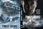 The Finest Hours (2016) R0 CUSTOM Cover & label