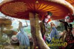 Alice im Wunderland (2010) R2 German Covers