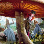 Alice im Wunderland (2010) R2 German Covers