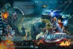 Marvel's The Avengers (2012) R2 German Covers