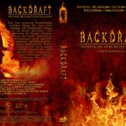 Backdraft - Männer, die durchs Feuer gehen (1991) R2 German Cover