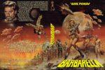 Barbarella (1968) R2 German Cover
