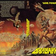 Barbarella (1968) R2 German Cover