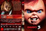 Chucky 3 (1991) R2 German Covers