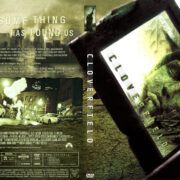 Cloverfield (2008) R2 German Covers