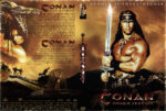 Conan: Double Feature (1982 & 1984) R2 German Covers