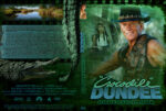 Crocodile Dundee Trilogie (2007) R2 German Cover