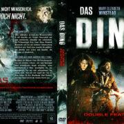 Das Ding aus einer anderen Welt – Double Feature (1982 & 2011) R2 German Covers