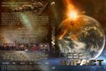 Deep Impact (1998) R2 German Cover