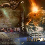 Deep Impact (1998) R2 German Cover