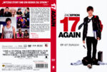 17 Again – Back to High School (2009) R2 German Cover