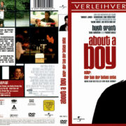 About a Boy oder: Der Tag der toten Ente (2002) R2 German Cover