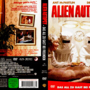 Alien Autopsy (2006) R2 German Cover