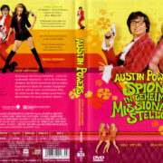 Austin Powers – Spion in geheimer Missionarsstellung (1999) R2 German Cover