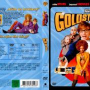 Austin Powers in Goldständer (2002) R2 German Cover