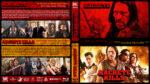 Machete Double Feature (2010-2013) R1 Custom Blu-Ray Cover