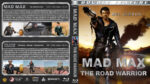 Mad Max Double Feature (1979-1981) R1 Custom Blu-Ray Cover