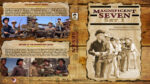 Magnificent Seven – Set 1 (1960-1966) R1 Custom Blu-Ray Cover