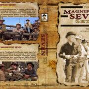 Magnificent Seven - Set 1 (1960-1966) R1 Custom Blu-Ray Cover