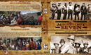 Magnificent Seven - Set 2 (1969-1972) R1 Custom Blu-Ray Cover