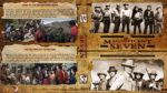 Magnificent Seven – Set 2 (1969-1972) R1 Custom Blu-Ray Cover